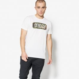 New Era Tričko Ss Camo Pill Box Tee Ne Whi Muži Oblečenie Tričká 11585992 Muži Oblečenie Tričká Biela US S