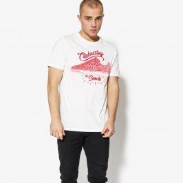 Puma Tričko Ss Suede Celebration Tee Muži Oblečenie Tričká 85083602 Muži Oblečenie Tričká Biela US XXL