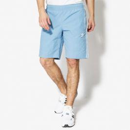 Adidas Šortky 3-Stripes Swim Muži Oblečenie Šortky Cw1306 Muži Oblečenie Šortky Modrá US S