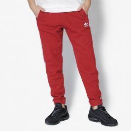 Adidas Nohavice 3-Stripes Pants Muži Oblečenie Nohavice Cw2428 Muži Oblečenie Nohavice Bordová US XL