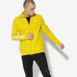 Adidas Mikina Beckenbauer Tt Muži Oblečenie Mikiny Cw1254 Muži Oblečenie Mikiny Žltá US L
