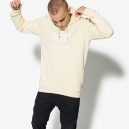 Adidas Mikina Trefoil Hoody Muži Oblečenie Mikiny Cw1243 Muži Oblečenie Mikiny Žltá US XL