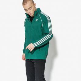 Adidas Bunda Sst Windbreaker Muži Oblečenie Jesenné Bundy Cw1311 Muži Oblečenie Jesenné Bundy Zelená US M