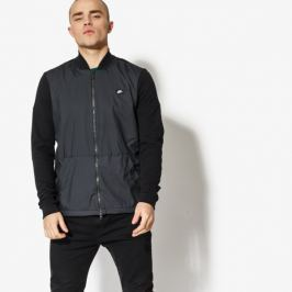 Nike Bunda M Nsw Modern Top Ft Muži Oblečenie Jesenné Bundy 886245-010 Muži Oblečenie Jesenné Bundy Čierna US S