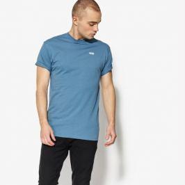 Vans Tričko Ss Left Chest Logo Tee Va3Czep8X Muži Oblečenie Tričká Va3Czep8X Muži Oblečenie Tričká Modrá US XL