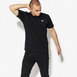 Vans Tričko Ss Left Chest Logo Tee Va3Czeblk Muži Oblečenie Tričká Va3Czeblk Muži Oblečenie Tričká Čierna US L