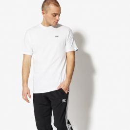 Vans Tričko Ss Left Chest Logo Tee Va3Czewht Muži Oblečenie Tričká Va3Czewht Muži Oblečenie Tričká Biela US XL
