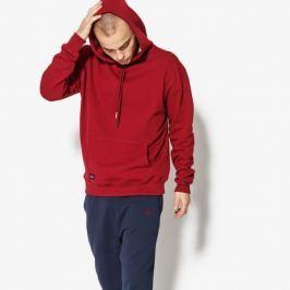 New Era Mikina World Hood Oversized Hoody New Era Cardinal Muži Oblečenie Mikiny 11517689 Muži Oblečenie Mikiny Bordová US M