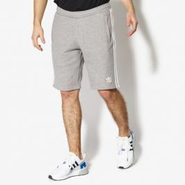 Adidas Šortky 3-Stripes Short Muži Oblečenie Šortky Cy4570 Muži Oblečenie Šortky Sivá US L