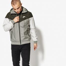 Nike Bunda M Nsw Wr Jkt Muži Oblečenie Jesenné Bundy 727324-004 Muži Oblečenie Jesenné Bundy Zelená US M