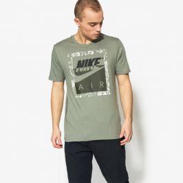 Nike Tričko Ss M Nsw Tee Drptl Af1 1 Muži Oblečenie Tričká 942452-004 Muži Oblečenie Tričká Zelená US XL