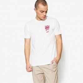 Confront Tričko Ss Sage Muži Oblečenie Tričká Cf18Tsm13001 Muži Oblečenie Tričká Biela US XL