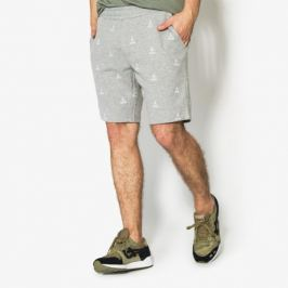 Confront Šortky Tipi Muži Oblečenie Šortky Cf18Szm08001 Muži Oblečenie Šortky Sivá US XL
