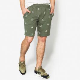Confront Šortky Tipi Muži Oblečenie Šortky Cf18Szm08002 Muži Oblečenie Šortky Zelená US XXL
