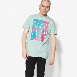 Puma Tričko Ss Photoprint Tee Muži Oblečenie Tričká 85083215 Muži Oblečenie Tričká Modrá US XL