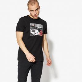 Confront Tričko Ss Comic Muži Oblečenie Tričká Cf18Tsm68001 Muži Oblečenie Tričká Čierna US M