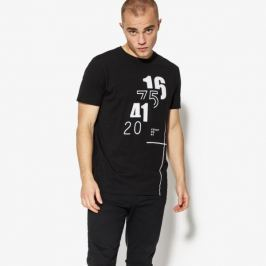 Recenzia Confront Tričko Ss Number Muži Oblečenie Tričká Cf18Tsm67001 Muži  Oblečenie Tričká Čierna US M 9ebc4cb83fe