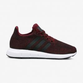 Adidas Swift Run J Deti Obuv Tenisky Cq2600 Deti Obuv Tenisky Bordová US 4Y