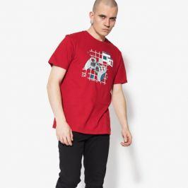 Confront Tričko Ss Game Muži Oblečenie Tričká Cf18Tsm14001 Muži Oblečenie Tričká Červená US L