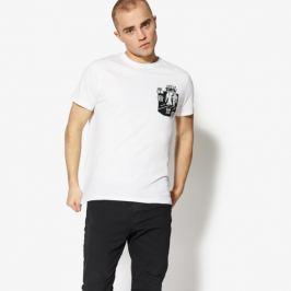 Confront Tričko Ss Contrast Muži Oblečenie Tričká Cf18Tsm70001 Muži Oblečenie Tričká Biela US L