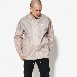 Adidas Bunda Tref Coach-Jkt Muži Oblečenie Jesenné Bundy Cw1316 Muži Oblečenie Jesenné Bundy Béžová US S