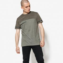 Confront Tričko Ss Cress Muži Oblečenie Tričká Cf18Tsm18001 Muži Oblečenie Tričká Zelená US L