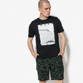 Nike Tričko Ss M Nsw Tee Af1 3 Muži Oblečenie Tričká 911928-010 Muži Oblečenie Tričká Čierna US S
