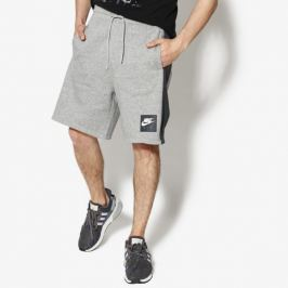 Nike Šortky M Nsw Short Air Flc Muži Oblečenie Šortky 886052-063 Muži Oblečenie Šortky Sivá US XXL
