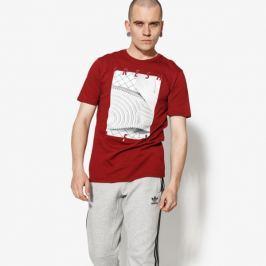 Nike Tričko Ss M Nsw Tee Af1 3 Muži Oblečenie Tričká 911928-677 Muži Oblečenie Tričká Bordová US XXL