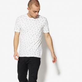 Confront Tričko Ss Cactus Muži Oblečenie Tričká Cf18Tsm78003 Muži Oblečenie Tričká Biela US XL