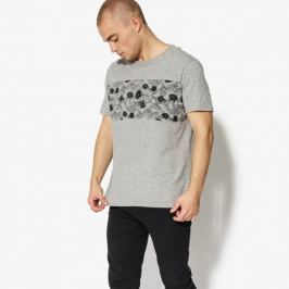 Confront Tričko Ss Print Muži Oblečenie Tričká Cf18Tsm79001 Muži Oblečenie Tričká Sivá US S