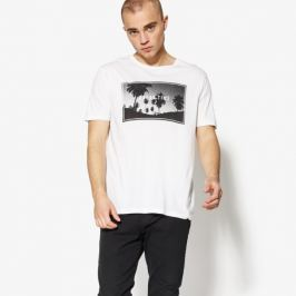 Confront Tričko Ss Tropics Muži Oblečenie Tričká Cf18Tsm80001 Muži Oblečenie Tričká Biela US S