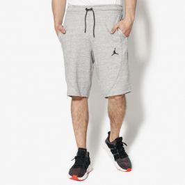 Jordan Šortky Jsw Wings Lite Short Muži Oblečenie Šortky 914434-063 Muži Oblečenie Šortky Sivá US XL