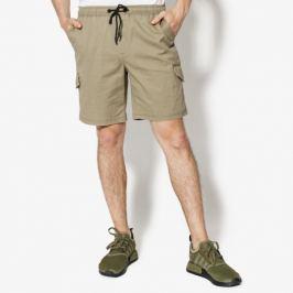 Confront Šortky Malt Muži Oblečenie Šortky Cf18Szm22002 Muži Oblečenie Šortky Zelená US XL