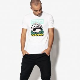 Adidas Tričko Ss Action Sports Lifestyle Wading Tee Muži Oblečenie Tričká Cf5840 Muži Oblečenie Tričká Biela US L