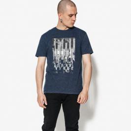 Confront Tričko Ss Divisio Muži Oblečenie Tričká Cf18Tsm77002 Muži Oblečenie Tričká Tmavomodrá US M