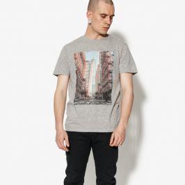 Confront Tričko Ss City Muži Oblečenie Tričká Cf18Tsm76001 Muži Oblečenie Tričká Sivá US M