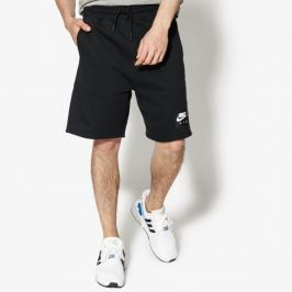 Nike Šortky M Nsw Short Air Flc Muži Oblečenie Šortky 886052-010 Muži Oblečenie Šortky Čierna US XXL