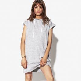 Confront Šaty Azalea Ženy Oblečenie Šaty Cf18Sud01001 Ženy Oblečenie Šaty Sivá US M