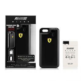 Ferrari Scuderia Black - EDT 25 ml + náplň 25 ml - SLEVA - poškozený celofán