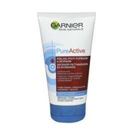 Garnier Peeling proti pupienkom a škvrnám Pure Active 150 ml