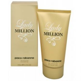 Paco Rabanne Lady Million - sprchový gél 200 ml