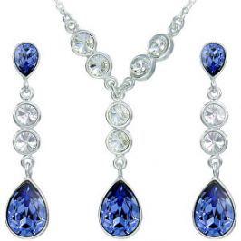 Recenzia MHM Súprava šperkov Anie Tanzanite 34100 bf1bcda7d67