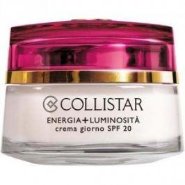 Collistar Rozjasňujúci denný krém Energy + Brightness SPF 20 (Day Cream) 50 ml