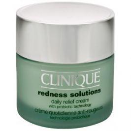 Clinique Pleť ový krém proti začervenaniu Redness Solutions (Daily Relief Cream With Probiotic Technology) 50 ml