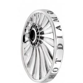 Hot Diamonds Emozioni Art Deco Dawn Silver EC103-123 33 mm
