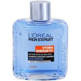 Loreal Paris Voda po holení Men Expert (Hydra Energetic After-Shave Splash) 100 ml