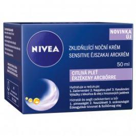 Nivea Upokojujúci nočný krém pre citlivú pleť 50 ml