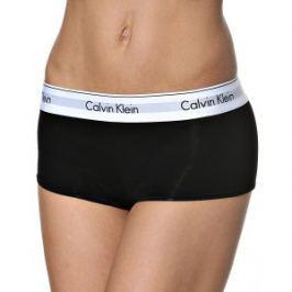 Calvin Klein Dámske nohavičky F3788E-001 Black S