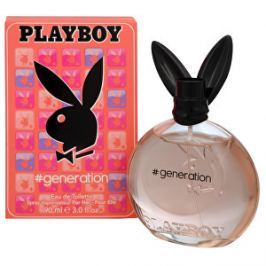Playboy Generation for Women - EDT 90 ml